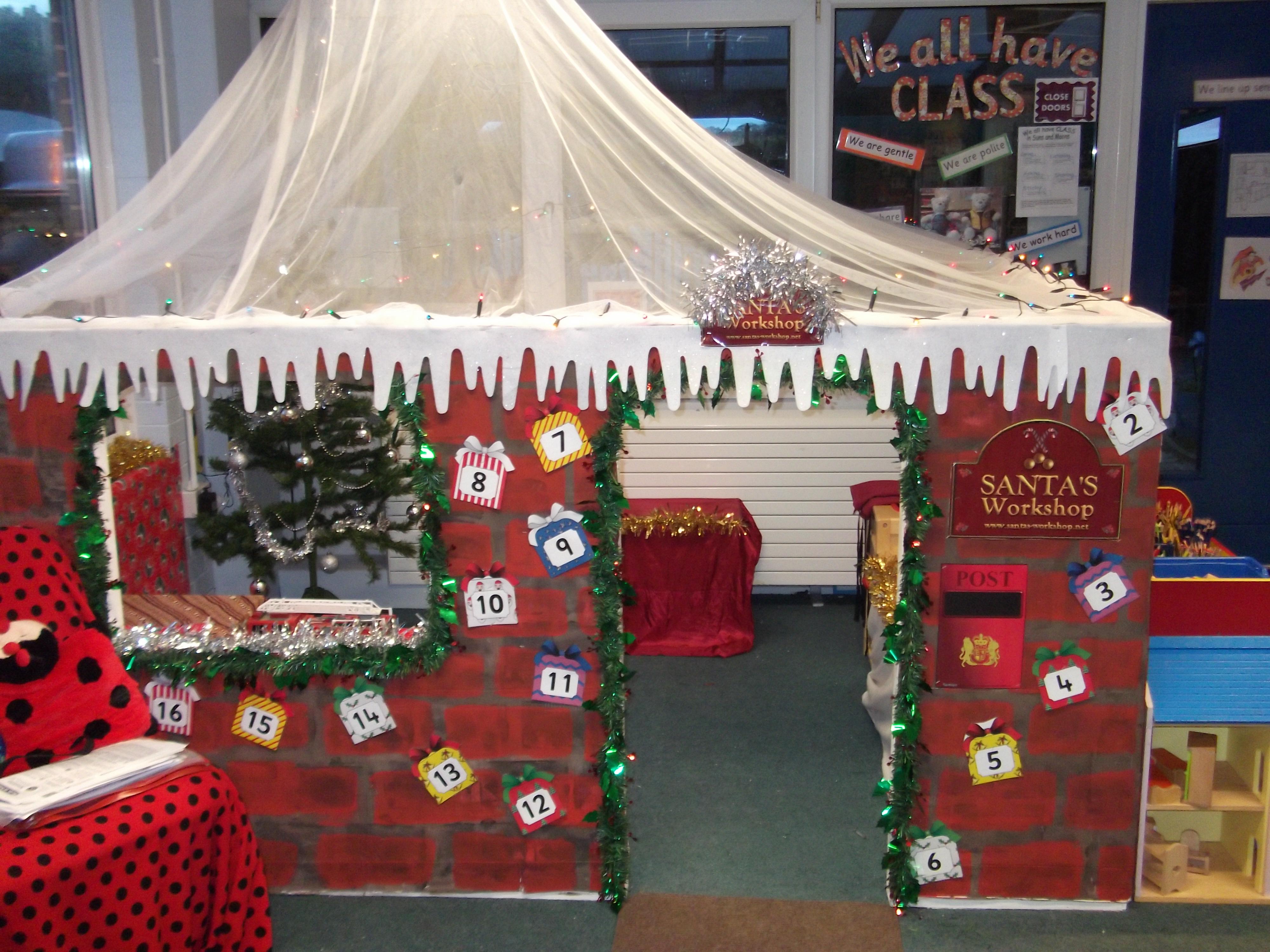 Decorating Ideas > Christmas  Hordle CE Primary School ~ 102803_Christmas Decorations Ideas Eyfs